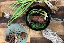 Pan Roasted New York Steak