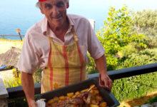 Greek Style Lamb with Lemon Potatoes