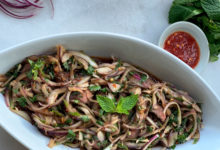 Keto Thai Beef Salad