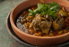 Jamaican Braised Oxtails
