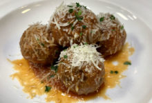 South Philly Style Meatballs